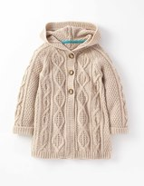 Boden Hooded Cardigan
