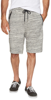 Shades of Grey by Micah Cohen Knit Cotton Sport Shorts