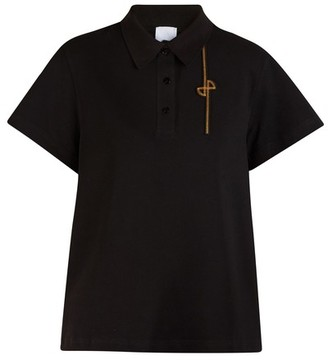 Patou Stitched polo