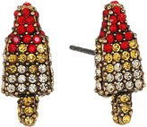 Marc Jacobs Women's Rocket Lolli Studs Earrings Earring