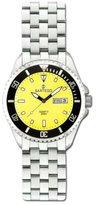 Sartego Women's SPQ97 Ocean Master Japanese Quartz Movement Watch