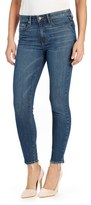 Paige 'Hoxton' High Rise Ankle Ultra Skinny Jeans (Neva)