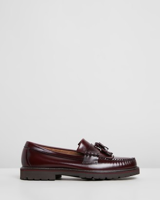 G. H. Bass & Co. Weejun 90s Layton II Kiltie Loafers