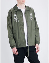 Obey Born To Lose Shell Jacket