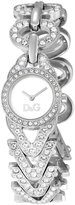 Dolce & Gabbana Women's CACTUS DW0548 Stainless-Steel Quartz Watch with Dial
