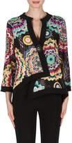 Joseph Ribkoff Bold Print Jacket