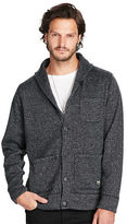 Denim & Supply Ralph Lauren Herringbone Fleece Cardigan