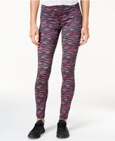 Material Girl Active Juniors' Space-Dyed Leggings, Only at Macy's