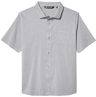 Travis Mathew TravisMathew The Take Away (Big Kids) (Heather Grey) Men's Clothing