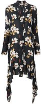 Marni floral print dress - women - Silk - 42