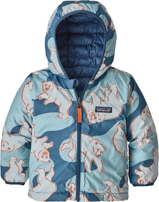 Patagonia Reversible Down Sweater Hoodie - Toddler Boys'