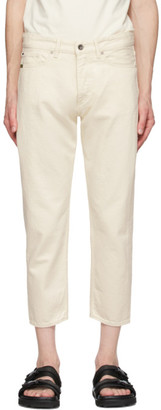 Tiger of Sweden Off-White Jud Jeans