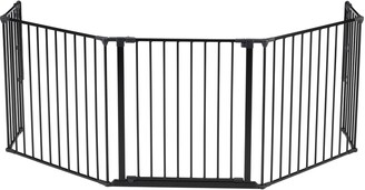 Babydan Flex XL Metal Hearth Gate