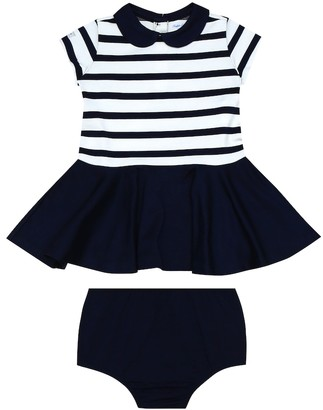 Polo Ralph Lauren Baby dress and bloomers set