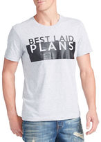 William Rast Best Laid Plans Graphic Tee