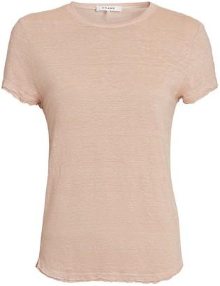 Frame Easy True Linen T-Shirt