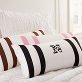 PBteen Suite Ribbon Applique Lumbar Pillow Cover