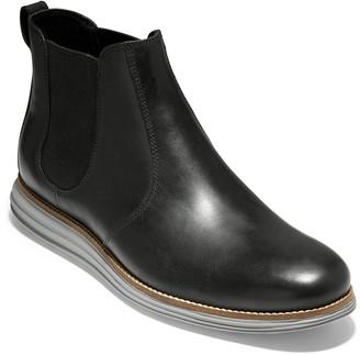 Cole Haan Original Grand Waterproof Leather Chelsea Boot