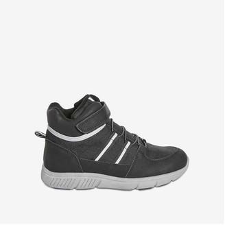 Joe Fresh Kid Boys' Hiking Boots, Black (Size 5)