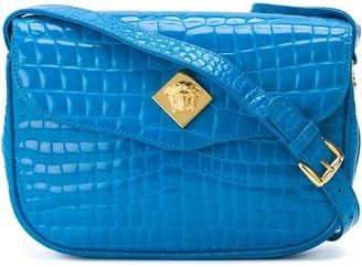 Versace Pre-Owned flap shoulder bag