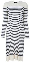 Jean Paul Gaultier Vintage Striped knitted dress