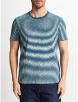 John Lewis Multi Stripe T-Shirt