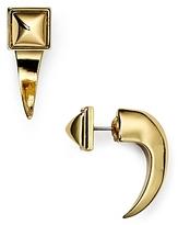 Rebecca Minkoff Front-Back Earrings