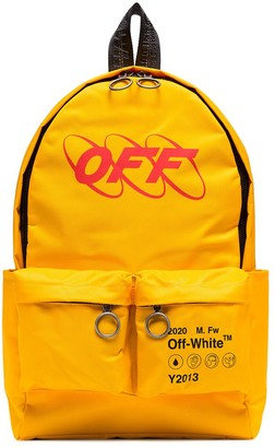 Off-White Off White Industrial logo backpack