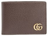 Gucci Men's Marmont Leather Wallet - Brown