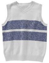 Crazy 8 Stripe Sweater Vest
