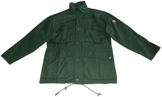 Fjallraven Green Cotton Jackets