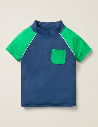 Short-Sleeved Rash Vest