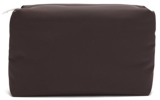 Kassl Editions Padded Rubber-coated Clutch - Brown