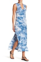 C&C California Dawna Sleeveless Maxi Dress