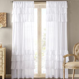 JCPenney Madison Park Joycelyn Rod-Pocket Cotton Curtain Panel