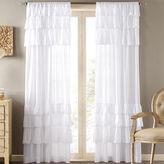 JCPenney Madison Park Joycelyn Rod-Pocket Cotton Curtain Panel