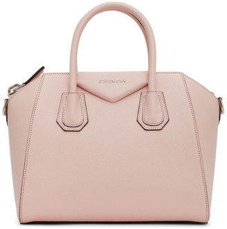 Givenchy Pink Small Antigona Bag