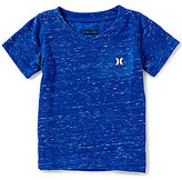 Hurley Baby Boys 12-24 Months Cloud Slub Jersey Staple Tee