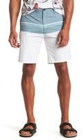Micros Stripe Walk Shorts