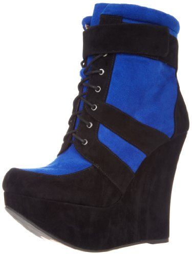 Luichiny Women's A Rea Tha Ankle Boot