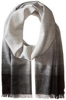 Calvin Klein Ombre Wool Scarf