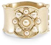 Pearlized Bangle Gold