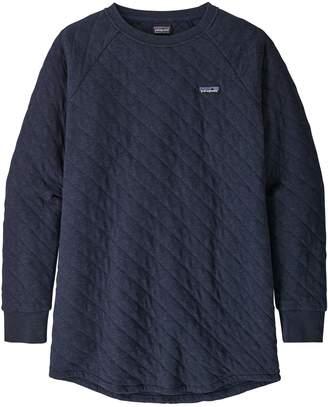Patagonia Women's Organic Cotton Quilt Tunic