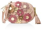 MICHAEL Michael Kors Ginny Floral Leather Crossbody