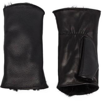 Agnelle Pauline fingerless gloves