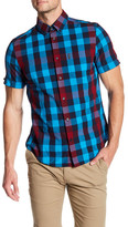 Ben Sherman Mixed Plaid Regular Fit Shirt