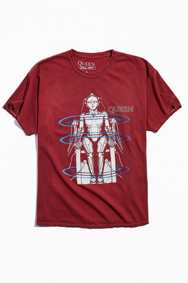 Queen Robotic Retro Tee