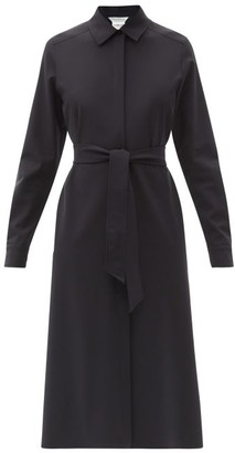 Max Mara Jerzu Shirt Dress - Navy