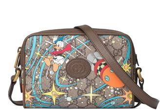 Gucci Disney x Donald Duck mini shoulder bag