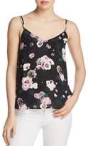 Equipment Ivana Floral Silk Camisole